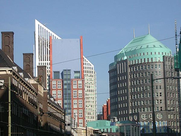 Moderne Architectuur Oud- & nieuw Den Haag